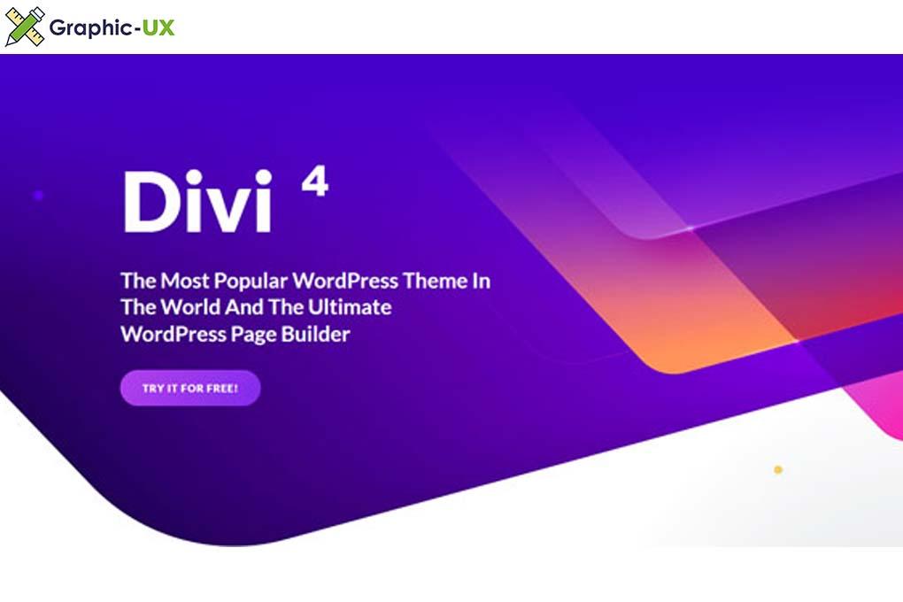 Divi v4.0.5 – Elegantthemes Premium WordPress Theme Nov