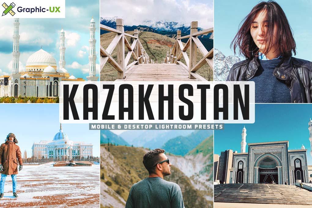 Kazakhstan Mobile & Desktop Lightroom Presets