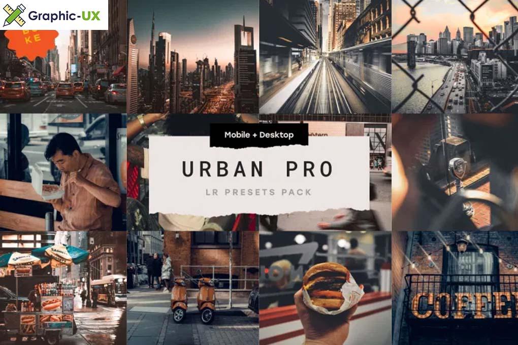 Urban Pro 5 Lightroom Presets
