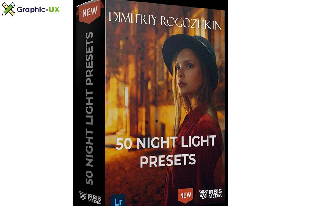 Dimitry Rogozhkin Night Light Presets