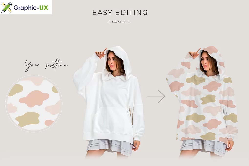 Casual Wear Fashion Mockup Bundle