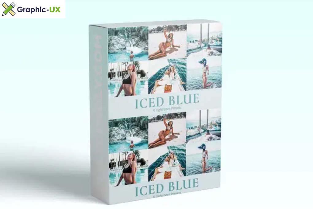 Iced Blue Lightroom Preset Pack