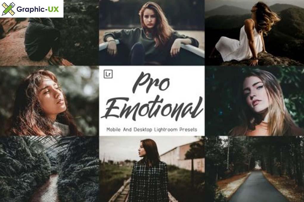 10 Pro Emotional Mobile and Lightroom