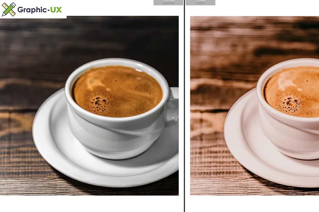 KLEURS COFFEE MOBILE LR PRESETS