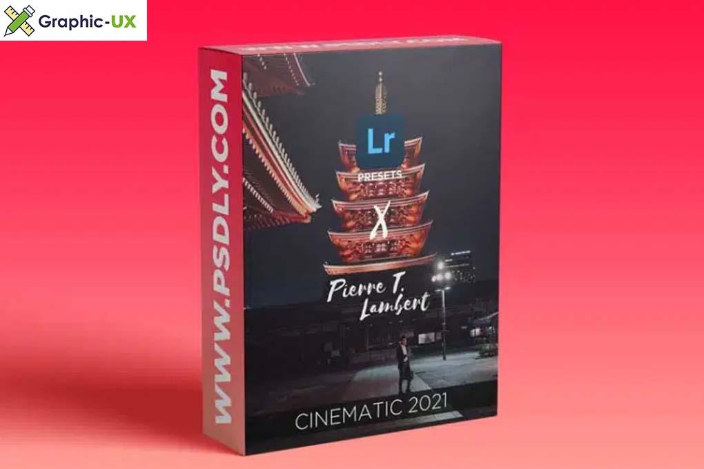 Cinematic Street Collection 2021: 15 Lightroom Presets