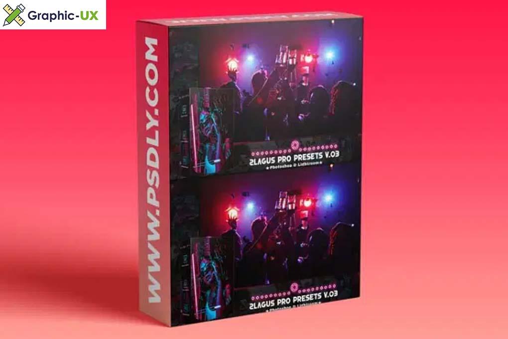 PRO Presets V 01-03 Photoshop & Lightroom