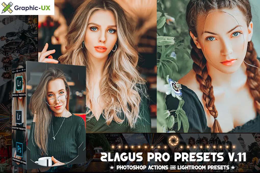 PRO Presets V 11 Photoshop & Lightroom