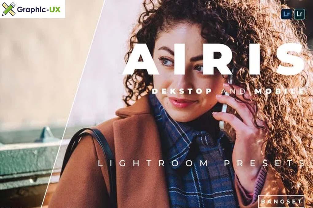 Airis Desktop and Mobile Lightroom Preset