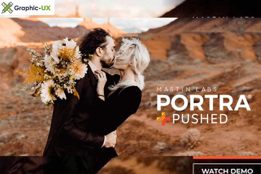 Mastin Labs - Portra Pushed Presets v3.0